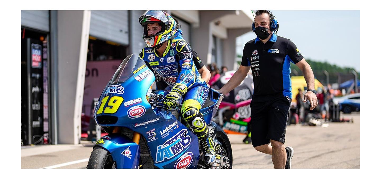 REV'IT! Rider Lorenzo Dalla Porta