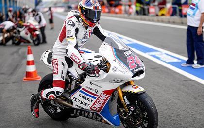 REV'IT! Rider Simone Corsi