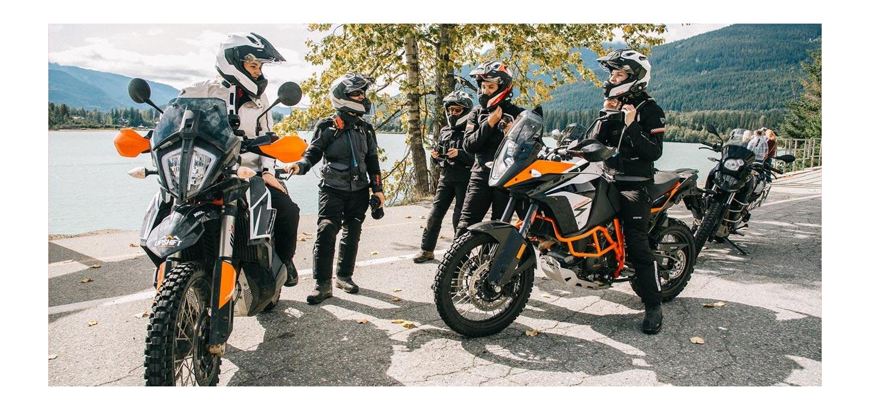 Meet The REV'IT! Women's Adventure Team