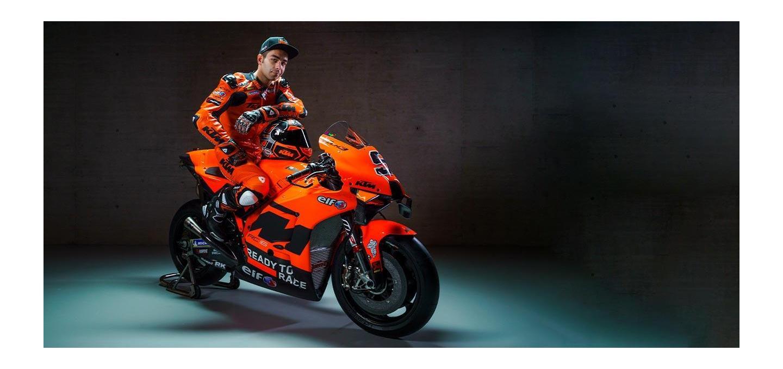 REV'IT! Rider Danilo Petrucci