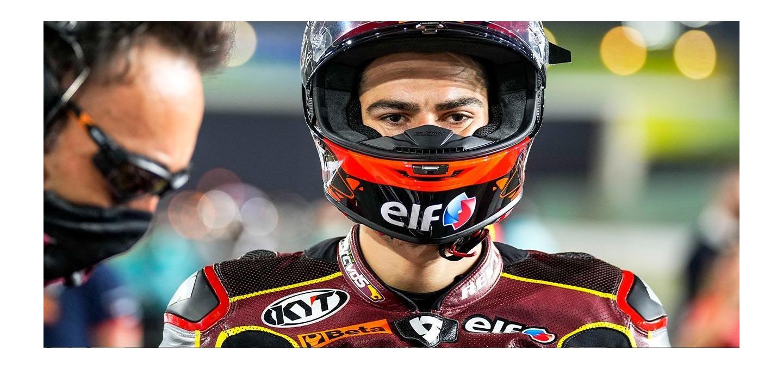 REV'IT! Rider Augusto Fernandez