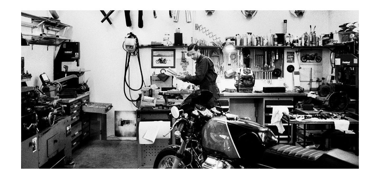 REV'IT! Presents: Motorcycle Cities, Hamburg Pt. 1 – Die Kaffeemaschine