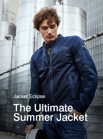 REV'IT! Eclipse jacket - The Ultimate Summer Jacket