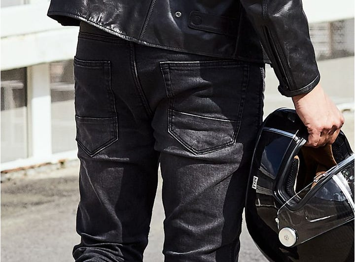 Jeans Moto