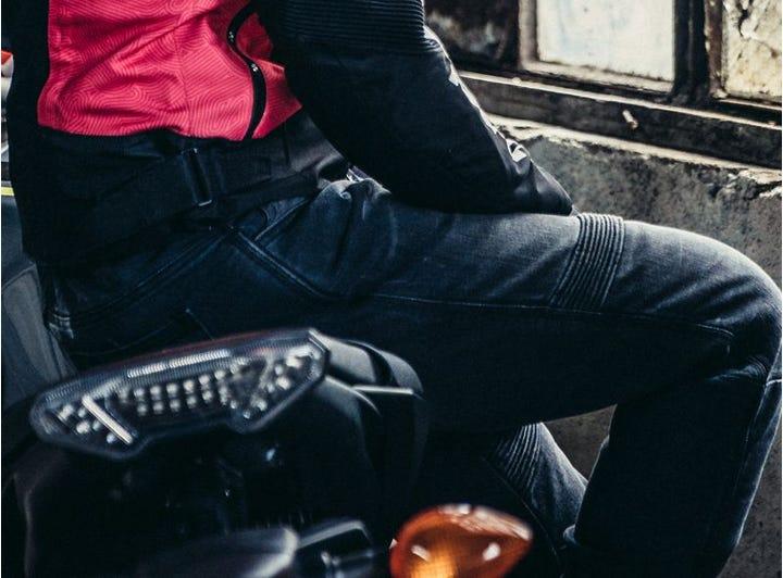 Jeans Moto Ladies