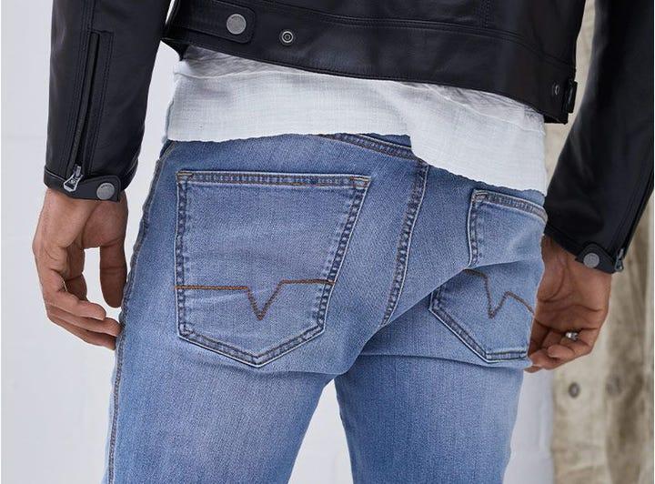 Jeans Piston SK